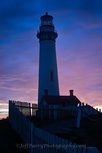 Empty Lighthouse
