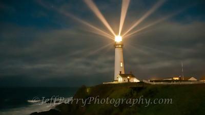 Pigeon Point 2011 lighting