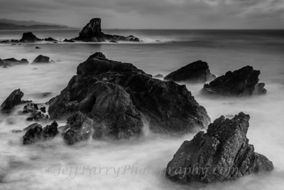 20 sec long exposure with ND GD soft filter hand held. ISO 100 f/19
