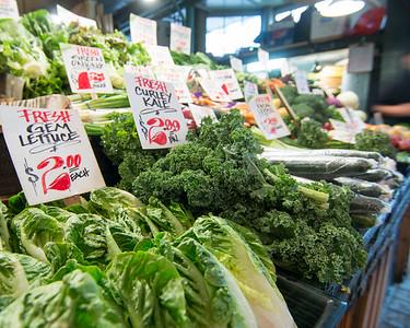 Pike Place Market, Seattle WA.
