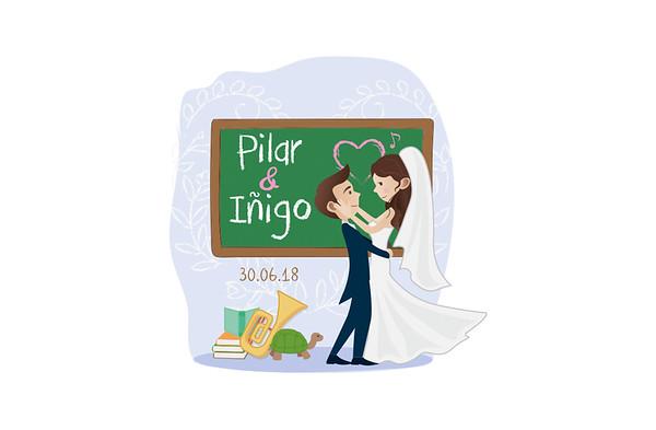 Pilar & Íñigo - 30 junio 2018