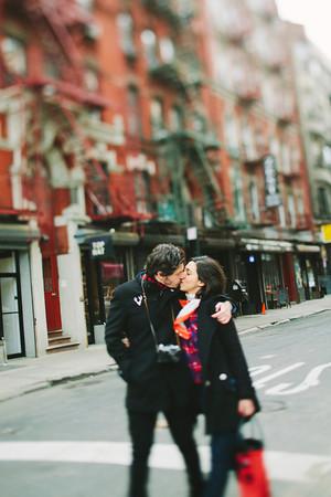 Pilar y Alberto en NY
