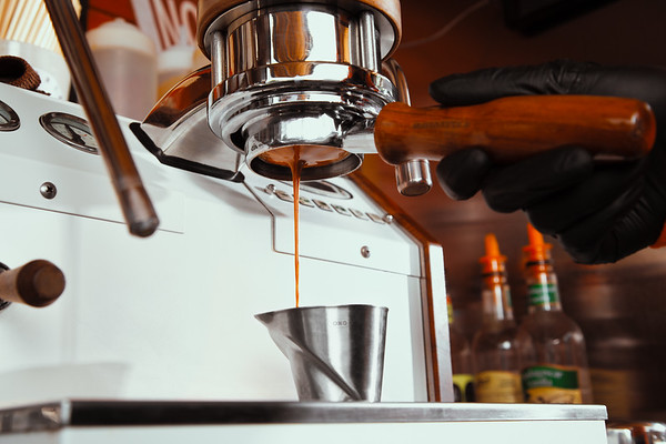 Commercial photography created for Pilgrim Coffeehouse by Denver photographer Jason Sinn.