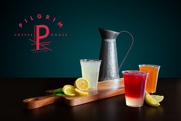 Pilgrim Coffeehouse Lemonade