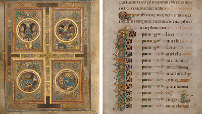 Book of Kells & Guiness Storehouse3.31