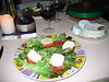 Chaud Salad Chevre