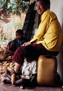 S India, Bylakuppe   11