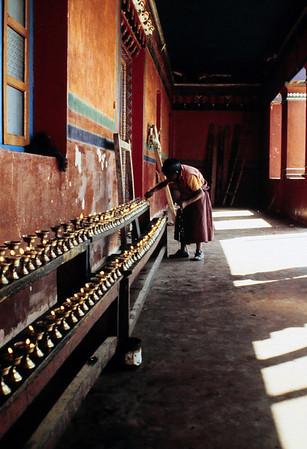 S India, Bylakuppe  18