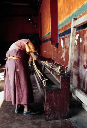 S India, Bylakuppe  17