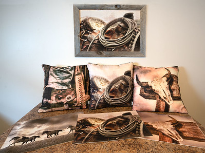 Pillows Placemats Coasters & More