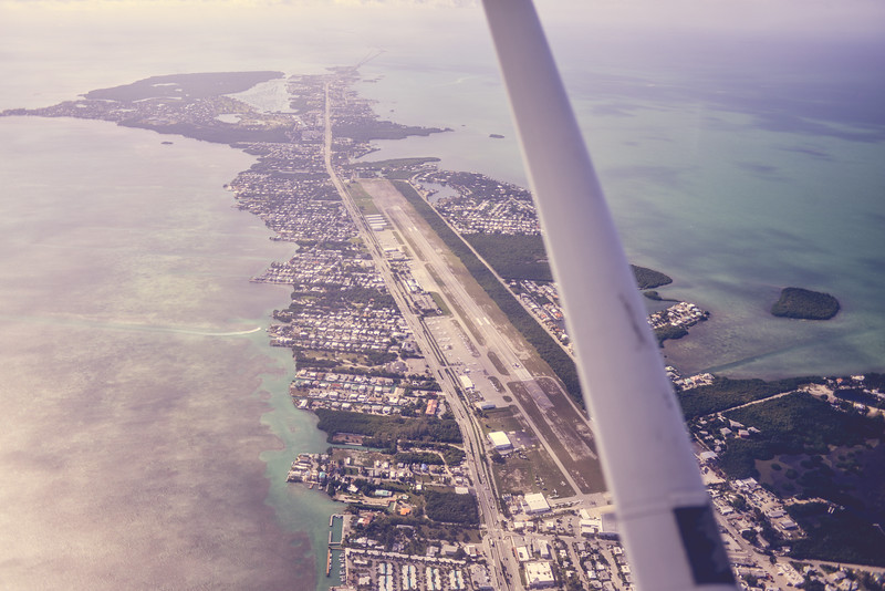 Flying into Marathon FL airport