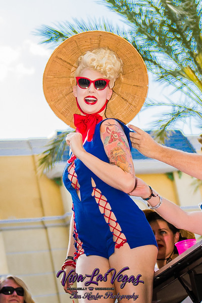 """2014 Viva Las Vegas Rockabilly Weekender Women's Vintage Swimsuit Contest by Tim Hunter Photography  <a href=""""http://www.timhunterphotography.com"""">http://www.timhunterphotography.com</a>  <a href=""""http://www.instagram.com/timhunterphotography"""">http://www.instagram.com/timhunterphotography</a>  <a href=""""http://www.facebook.com/timhunterphotography"""">http://www.facebook.com/timhunterphotography</a>"""