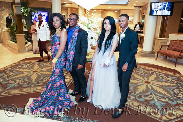 Pincess Musu 2019 Prom Night