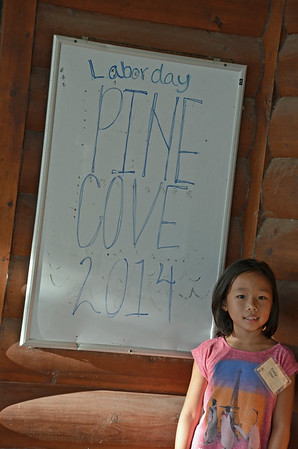 August 29 - Sept 1, 2014 - Pine Cove Crier Creek Family Camp