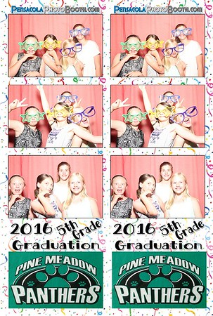 Pine Meadow 5th Graduation 5-25-2016