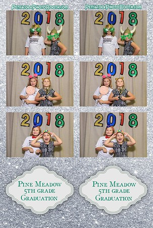 Pine Meadow Elementary 5th Grade Graduation 5-22-2018