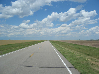 Kansas or Nebraska - it's all the same.