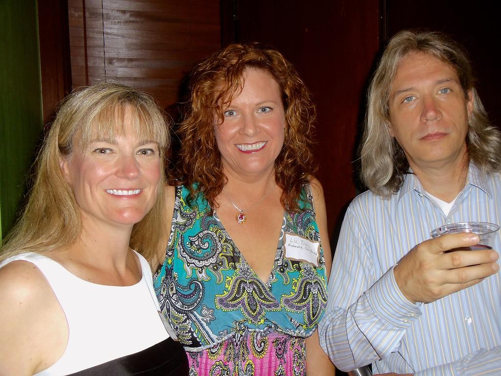 Lianna, Liz, & Ray