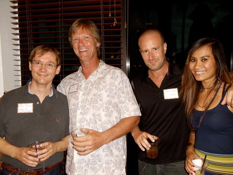 Rik, Dan, & Steve + guest