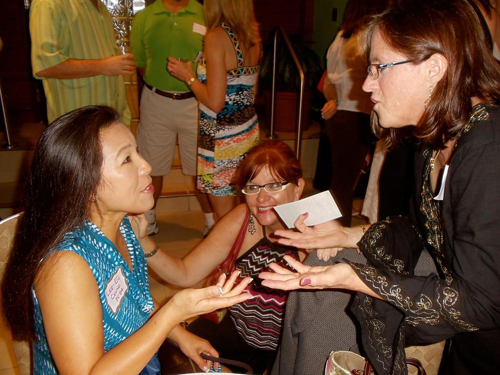 Lee-En, Jackie, & Diane