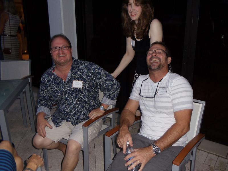 Brian, Eve & Dan