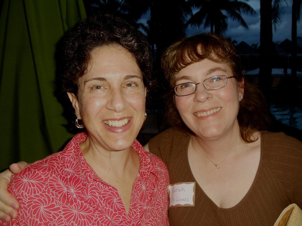 Erica & Sarah