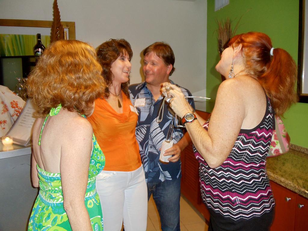 Melissa, Jill & Jackie