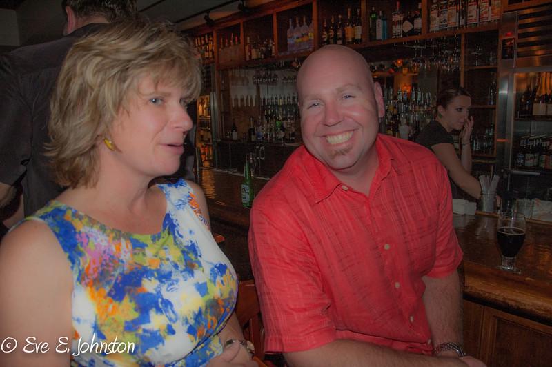 Jennie Blanton Peluso & Robert (Bobby) Hopp