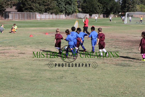 Pinedale Soccer Club vs Copper Hills - September 27, 2014