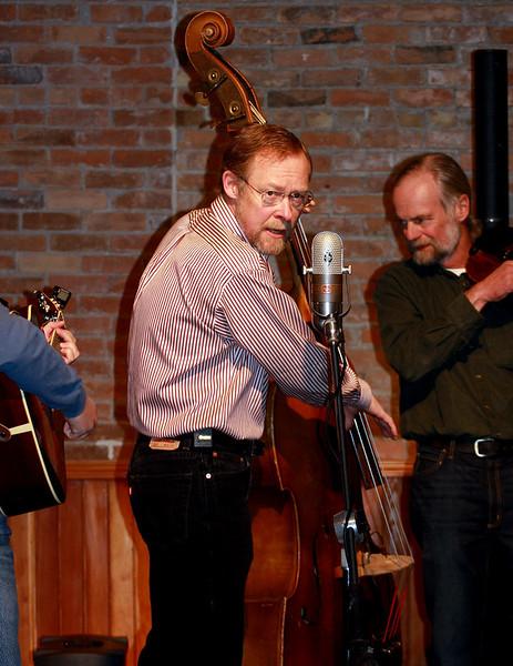 About Pinegrass, a Montana bluegrass band