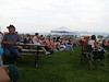 The crowd in at the Bitterroot Bluegrass Festival in Hamilton