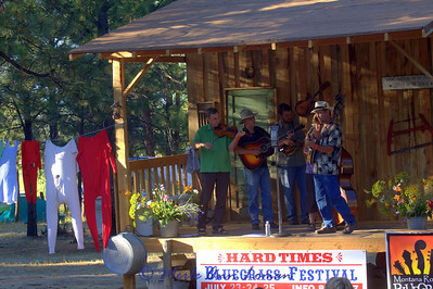 Hardtimes Bluegrass Festival 2010