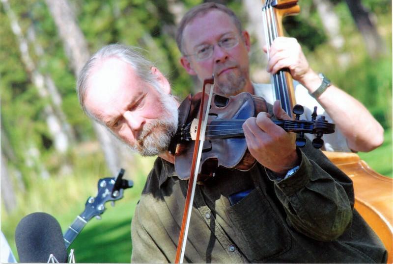 Featuring John Joyner on the fiddle