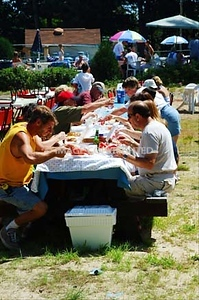 Pinehirst Lobster fest 2005