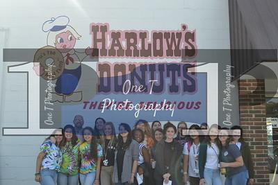 Harlow's Mural