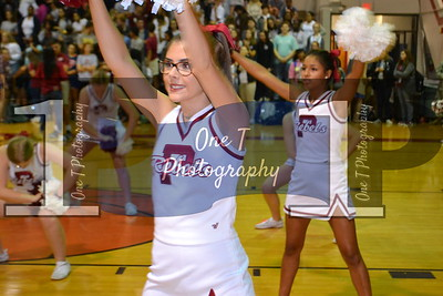 West Ouachita Pep Rally 9/15/17