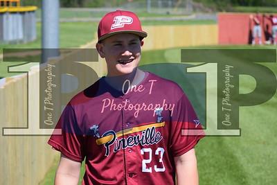 Baseball at NCHS 3/31/18