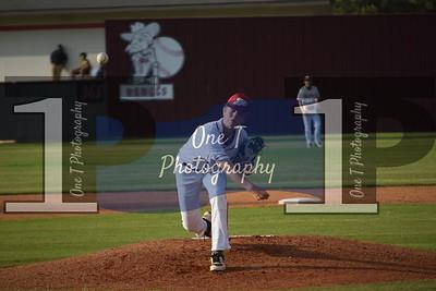 Baseball vs. Menard 3/27/18