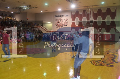 Pink Out Pep Rally 10/6/17