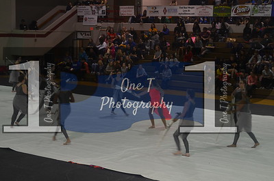 Winterguard Competition 2/17/18