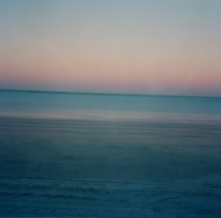 Dawn at Daytona Beach