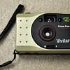 Vivitar with lens shutter open