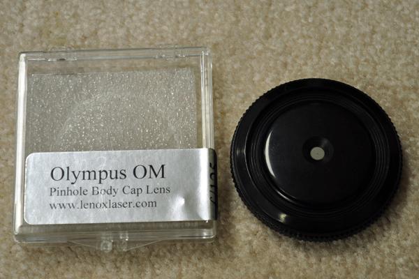 Lenox Laser Pinhole body cap
