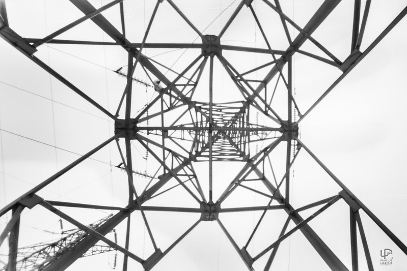 Aukštos įtampos geometrija / High voltage geometry
