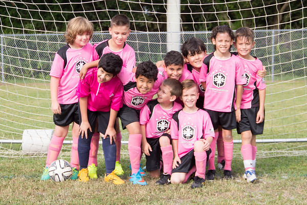 Pink Panthers - Players Club Tampa Bay 2015