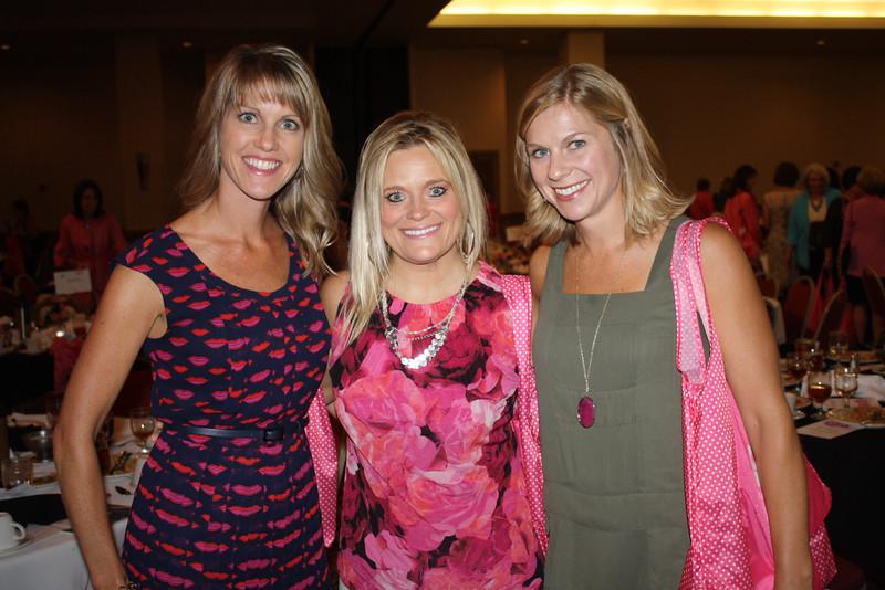 Tina Schneider, Lana Williams, Katie Jacobs 1