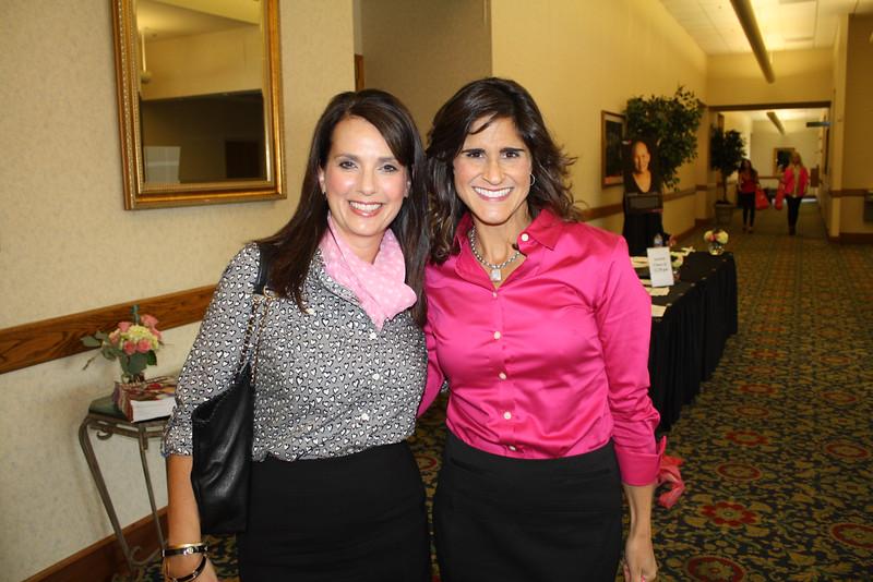 Kathy Wetsell, Lisa Mayer 2