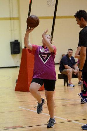 Pinkalicious Basketball 2016