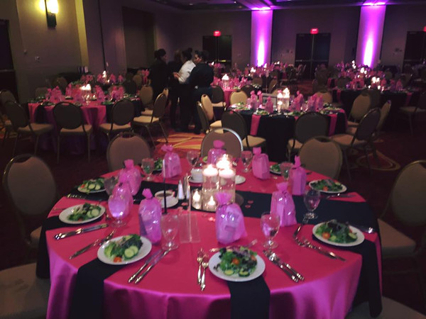 October 2015 - 4th annual Pink Tie Ball