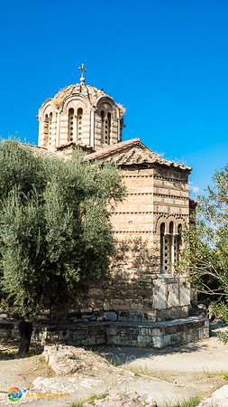 The Church of the Holy Apostles